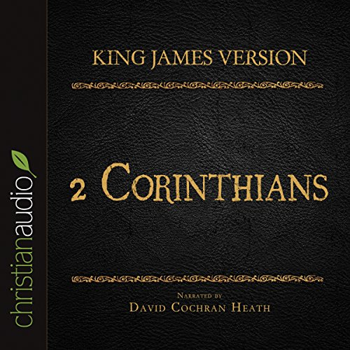 Holy Bible in Audio - King James Version: 2 Corinthians audiobook cover art