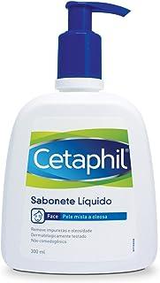 Sabonete Líquido Pele Oleosa, Cetaphil, 300 ml