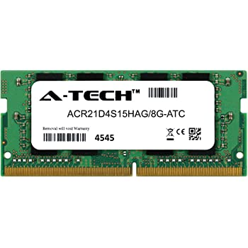 A-Tech 16GB Replacement for Kingston KCP421SD8//16 Single Laptop /& Notebook Memory Ram Stick KCP421SD8//16-ATC DDR4 2133MHz PC4-17000 Non ECC SO-DIMM 2rx8 1.2v