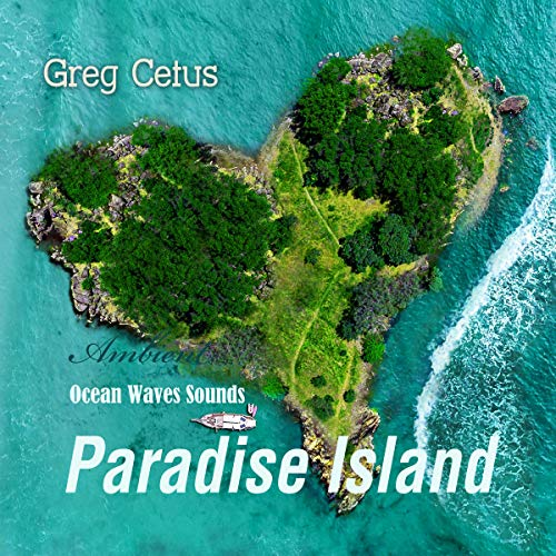 Paradise Island audiobook cover art