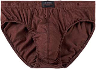 Men's Cotton Shorts Underwear Plus Briefs Boyshort Panties