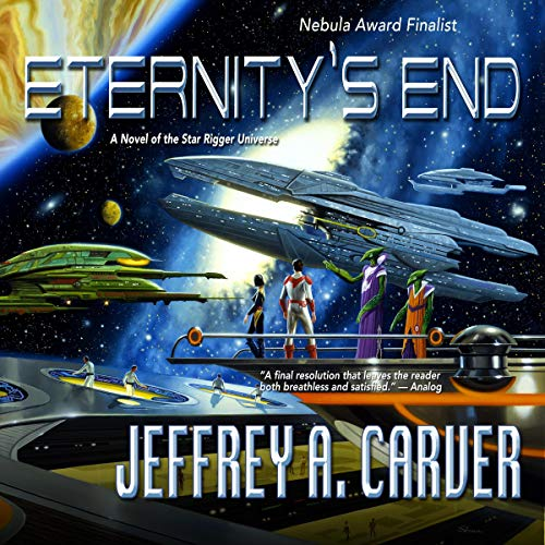 Eternity's End cover art