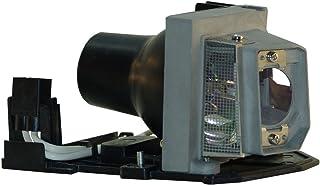 Supermait BL-FU185A SP.8EH01GC01 Lámpara Bulbo Bombilla de Repuesto para proyector con Carcasa Compatible con OPTOMA DX619 EX536 ES526 EW531 EW533ST EW536 EX526 EX531 HD600X HD66 HD67 HD6700 PRO150S