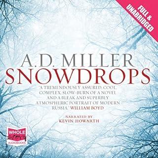 Snowdrops cover art