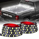AMBOTHER Truck Bed Lights 12-volts Waterproof