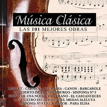 Clasica Las 101 Mejores Sinfonias