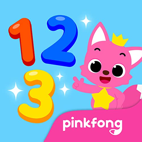 PINKFONG 123 Numbers