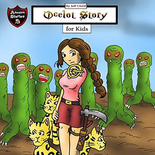 Ocelot Story: Diary of a Brave Ocelot audiobook cover art
