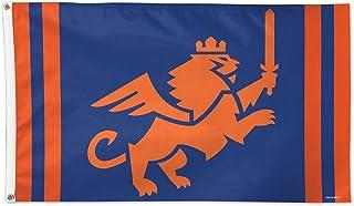 FC Cincinnati Lion Logo 3x5 Flag MLS Soccer