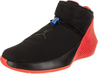 Men's Jordan Why Not Zero.1 Black / - Signal Blue Mid-Top Basketball Shoe 9M