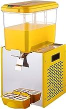 CLING Kommersiell varm och kall dubbel temperatur juicemaskin en kanna dryckesautomat 18 l automatisk kylning stor kapacit...