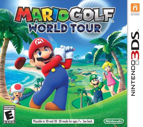 Mario Golf: World Tour - Nintendo 3DS Product Finally resale start