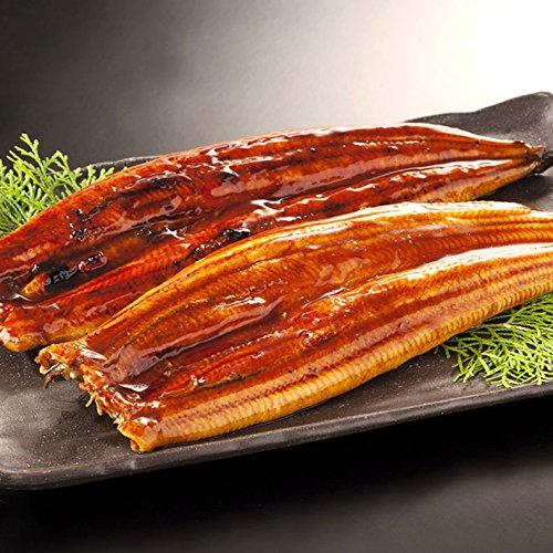 魚耕 四万十 うなぎ 国産 蒲焼き 110g×2尾 セット ギフト