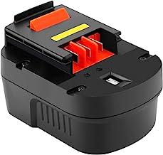 Joiry 12V 3.5Ah NiMH Reemplace Batería para Black & Decker A12 HPB12 A12E A12-XJ A12EX FSB12 FS120B FS120BX A1712 B-8315 BD-1204L BD1204L BPT1047