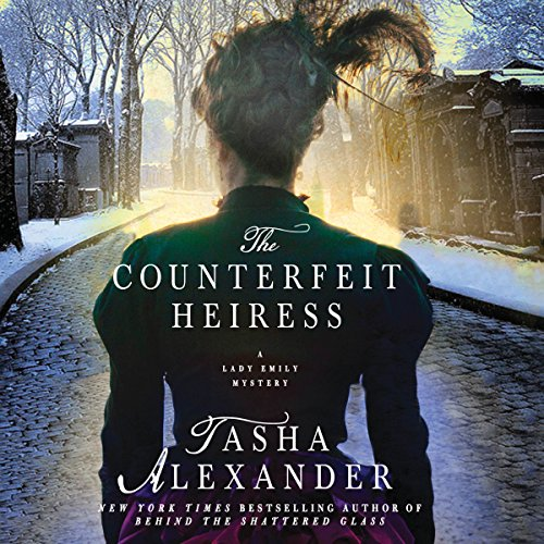 The Counterfeit Heiress audiobook cover art