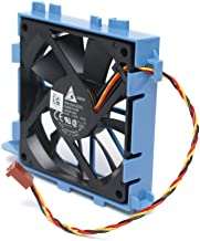 Genuine Dell C953N Case Cooling Fan Assembly For Dell Inspiron 535S, 537S, 545S, 546S, 560S, 580S, and Vostro 220S Laptop Notebook Systems, Compatible Part Number: JY705