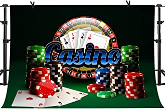 Best casino backdrop banner Reviews