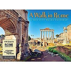 A Walk in Rome 2015 Wall Calendar