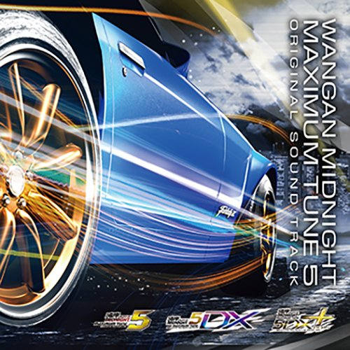 Wangan Midnight Maximum Tune 5 Original Sound Track