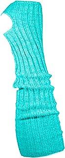 Intermezzo de pantorrilla durante unos 55 cm - Calentador de la pierna - barra de ballet festartikel Müller/puños para mujer turquesa Talla:uni
