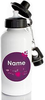 Klasse-Motiv f/ür Jungen Eurofoto Trinkflasche mit Namen Daniel und 1 aus Aluminium