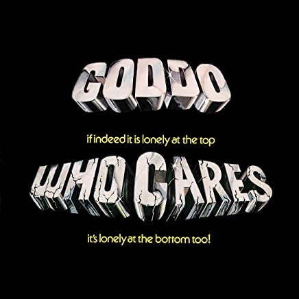 Goddo - Who Cares (2019) LEAK ALBUM