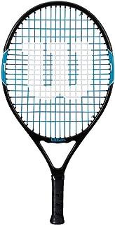 Wilson Unisex Child 2-WRT208600 Ultra Team Tennis Racket - Black/Blue, 21 cm
