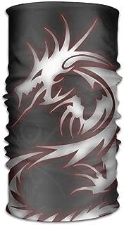 Magic Headwear Cool Dragon Tribal Logo Outdoor Scarf Headbands Bandana Mask Neck Gaiter Head Wrap Mask Sweatband