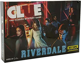 Clue: Riverdale Edition Board Game
