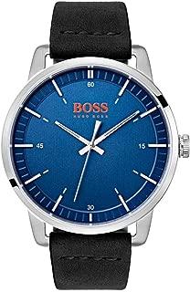 Hugo Boss Orangeadultwatch 1550072, Black Band, Analog Classic Display, For Unisex