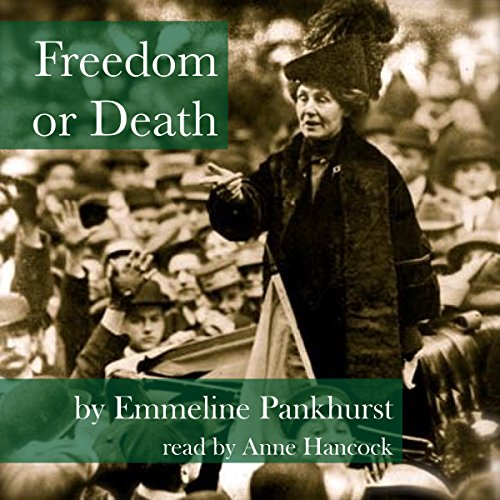 Freedom or Death audiobook cover art