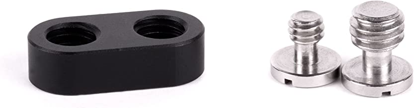 Wooden Camera - Universal Lens Support Offset Adapter