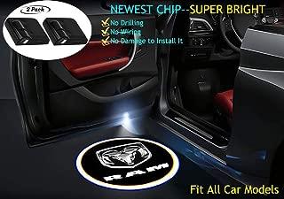 car door logo light