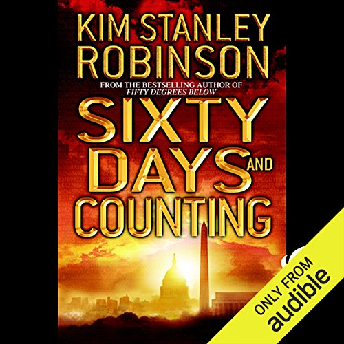 Sixty Days and Counting audiobook cover art