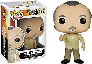 MR. MIYAGI FIGURA 10 CM VINYL POP KARATE KID