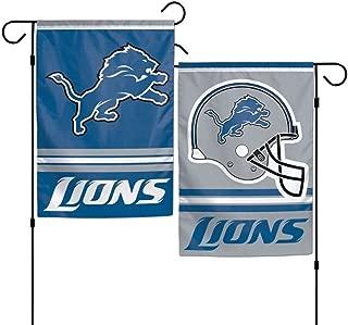 NFL Detroit Lions Garden Flag by WinCraft