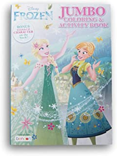 Elsa and Anna Adventure Coloring and Activity Book - 64 Pages