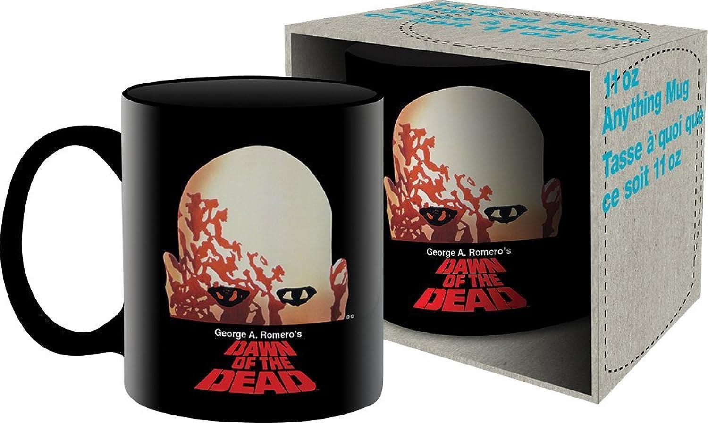Aquarius Dawn of the Dead Ceramic Mug, 11 oz