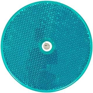 Tapco RT-90 Plastic Centermount Reflector with Plastic Center Hole, 3-1/4