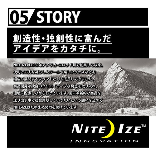 NITEIZE『エスビナーマイクロロック』