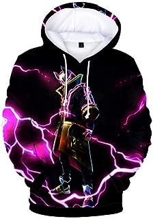 Unisex Kids 3D Printed Hoodies End Game Superhero Hoodies Advanced Tech Sweatshirt Pullover Super Hero Uniform 4T-14T