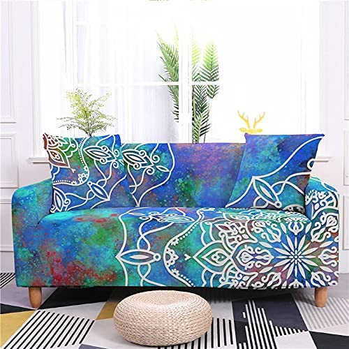 AMZAO High Stretch Sofa Covers 1 2 Couch 4 Seater 3 Flower Big C Popular brand in the world Bargain