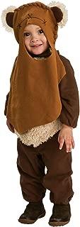 Buylucky Ewok Costume Toddler Kids Star Wars Halloween Fancy Dress for Toddler 1-2 Years