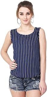 MALLORY WINSTON Women Stripe top