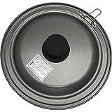 鍋蓋 フライパンカバー 16・18・20cm兼用 ふっ素樹脂加工 グレーバー2 SGR-7859