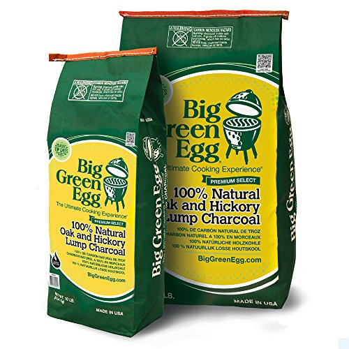 Big Green Egg Holzkohle, 10 Pound Sack