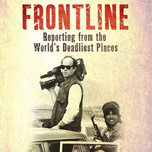 Frontline audiobook cover art