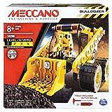MECCANO–6043090–Juego de construcción de Bulldozer de Obras