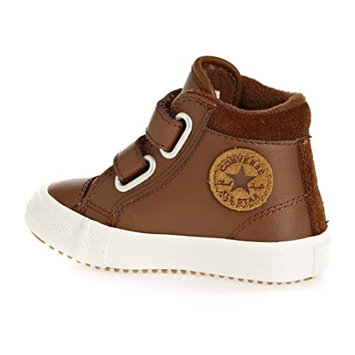 634c6345abeee6 Converse Unisex Babies  Chuck Taylor All Star 2v Pc Boot Low-Top Sneakers