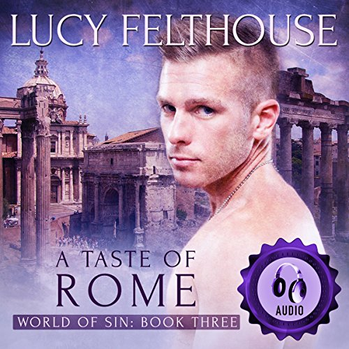 A Taste of Rome audiobook cover art